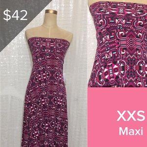 Brand new LuLaRoe Maxi Skirt!